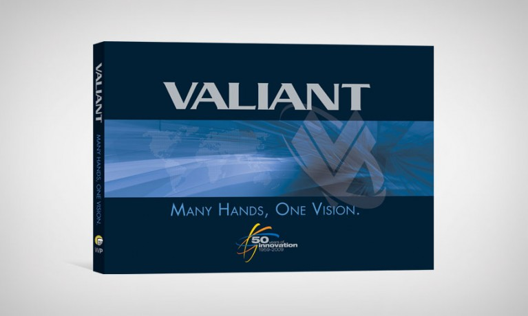 Valiant: Many Hands, One Vision