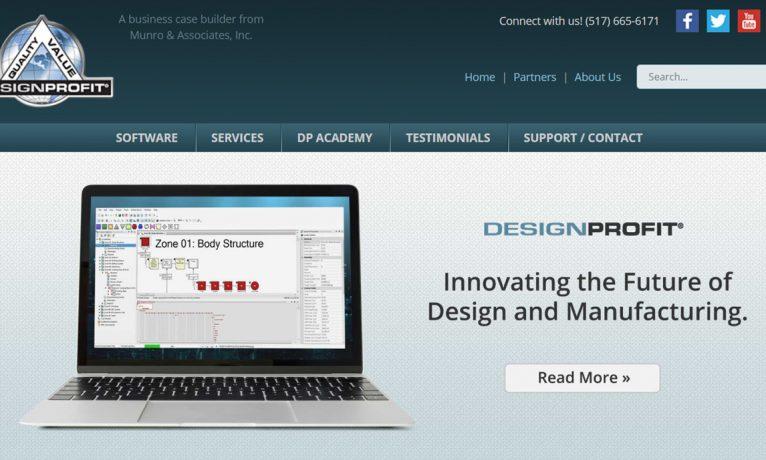 Design Profit site